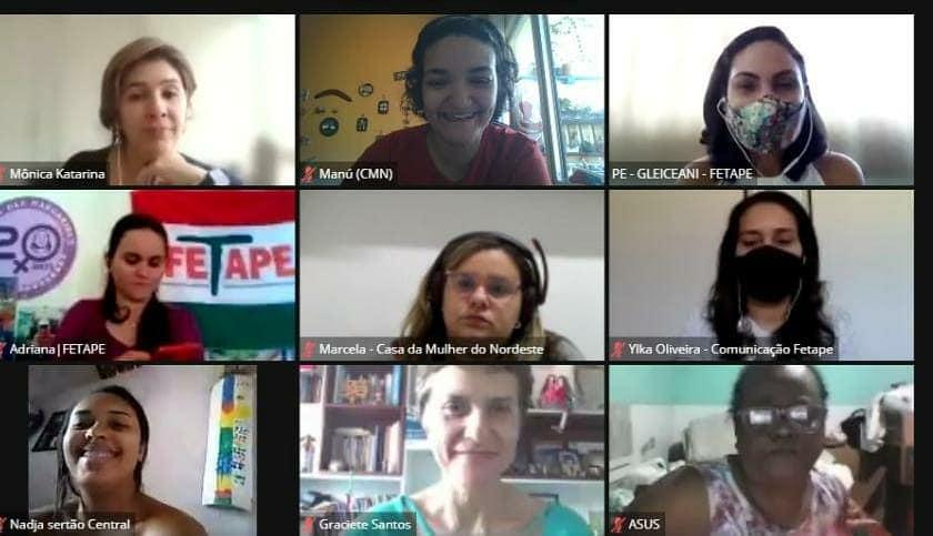 Mulheres de territórios de Pernambuco participam de Oficina de Tecnologias da Informação e Comunicação e Cuidados Digitais